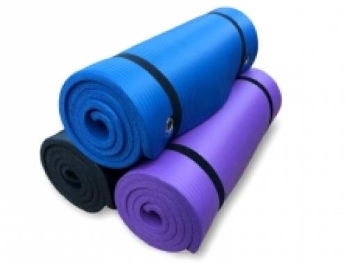De 5 bedste yogamåtter til ethvert behov
